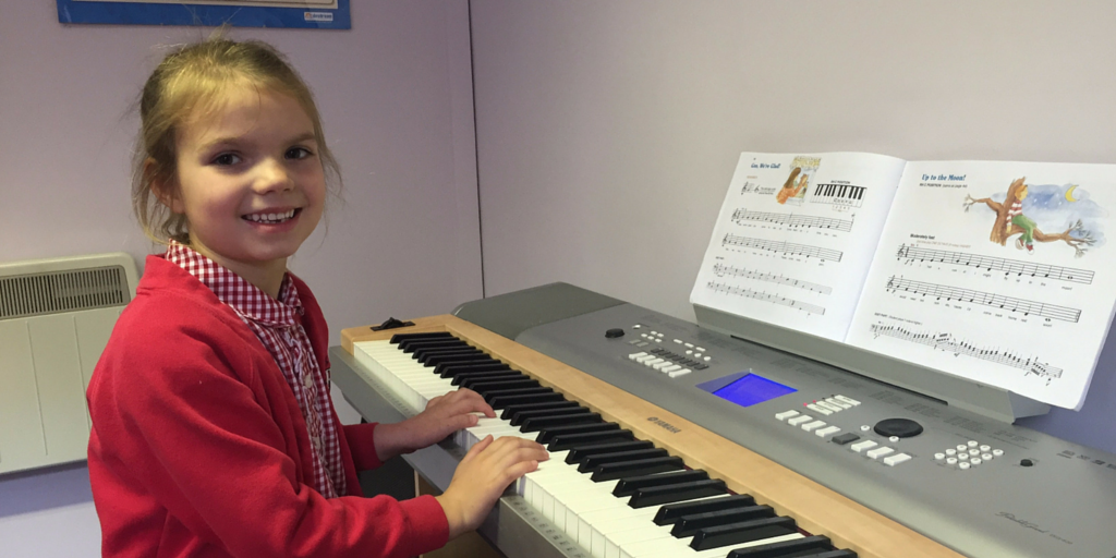 Sweet Symphony offer music lessons in Tyne and Wear