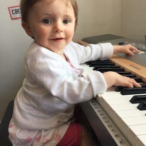 Preschool Piano Lessons