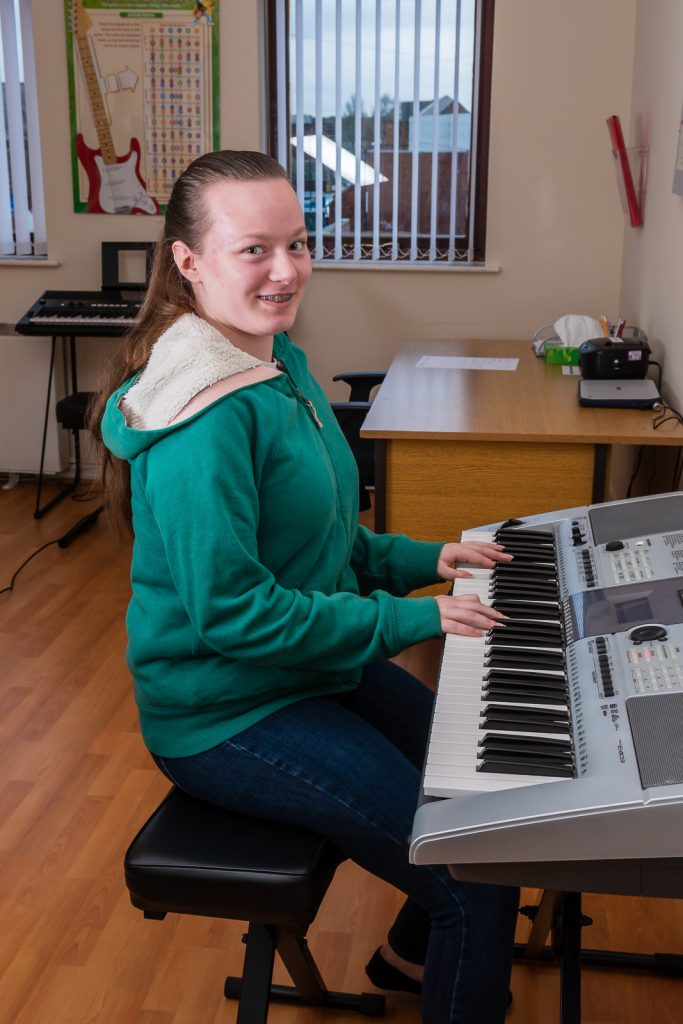 Sweet Symphony offers Keyboard Lessons to Students of all ages and abilities from their Studio in Washington, Tyne and Wear.