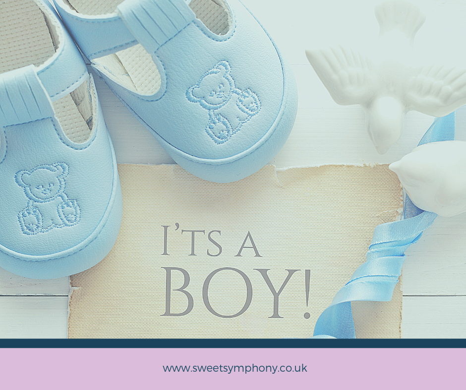 Sweet Symphony Guitar Teacher John welcomed a new arrival last month, becoming a dad for the first time.