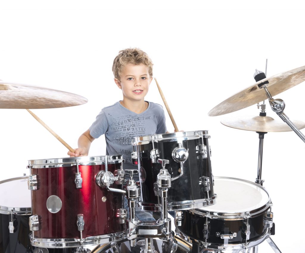Sweet Symphony offers Drum Lessons to Students of all ages and abilities