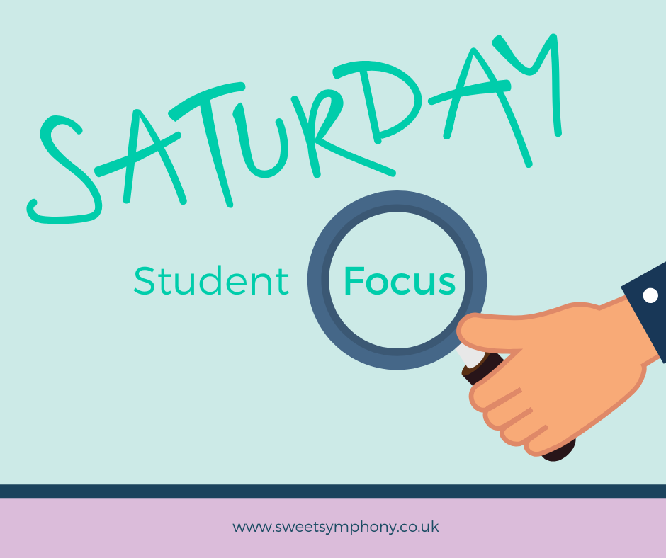 Saturday Student Focus