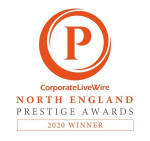 """Sweet Symphony was awarded """"Music School of the Year"""" at the 2020 North England Prestige Awards"""