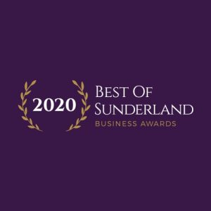 "Sweet Symphony won the award of ""Best Community Spirit"" at the 2020 Best of Sunderland Business Awards"